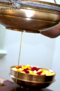 Ayurvedic Oils for Herbal Massage