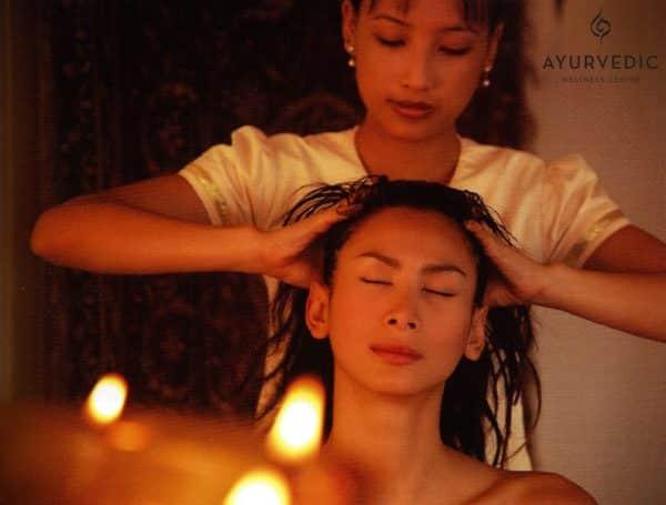 Champi Head and Shoulder Massage