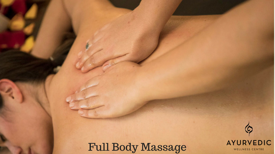 Relaxation Full Body Massage at Ayurvedicwellnesscentre,Bondi Sydney