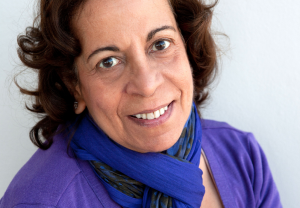 Founder of the Ayurvedic Wellness Centre - Rita Sagrani