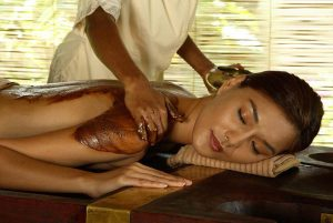 Udvartana Body Scrub - Body cleanse program