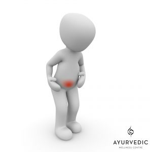 Abdominal pain from Crohn's Disease can be treated with Ayurveda