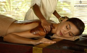 Udvartana weight loss Ayurveda massage Treatment