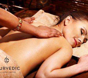 Abhyanga full body massage