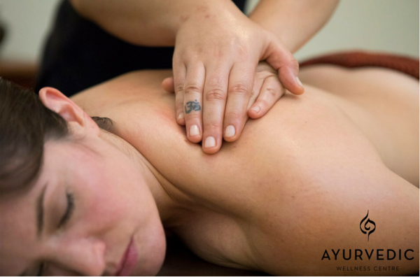 Ayurvedic Wellness Relaxation Massage