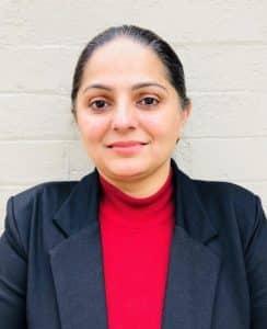 Dr Taruna Yadav at Ayurvedic wellness centre, Sydney