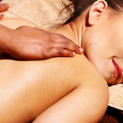Massage package for Fatique, stress, and tension