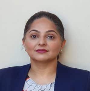 Ayurvedic Doctor Taruna Yadav at Ayurvedic wellness centre, Sydney