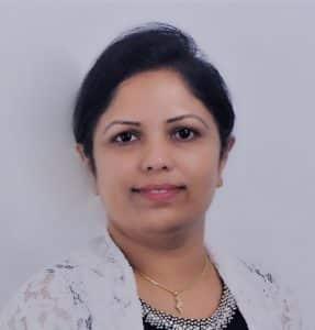 Dr.Tejal Shah at Ayurvedicwellnesscentre Bondi